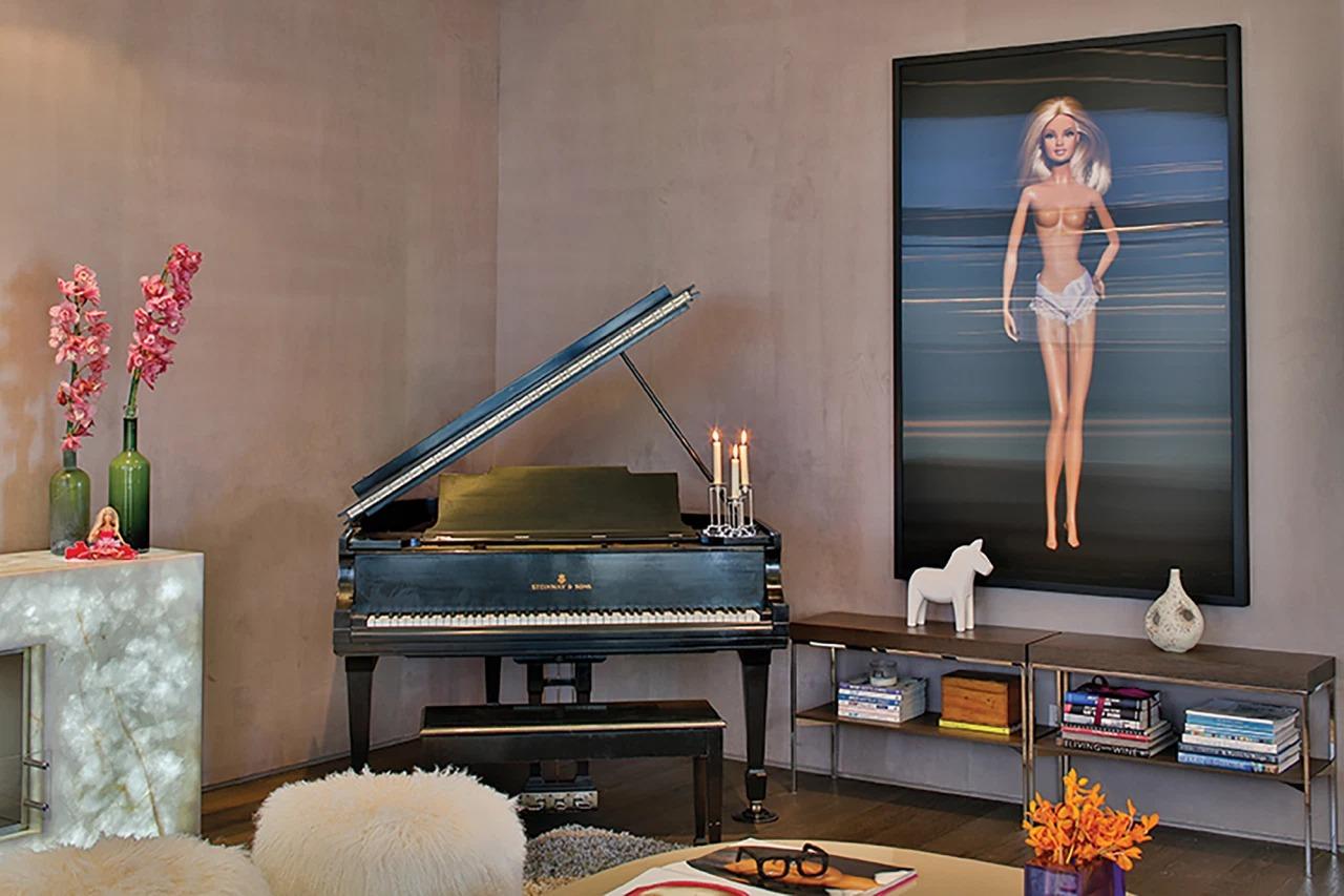 'Penthouse da Barbie' à venda por 8,5 milhões