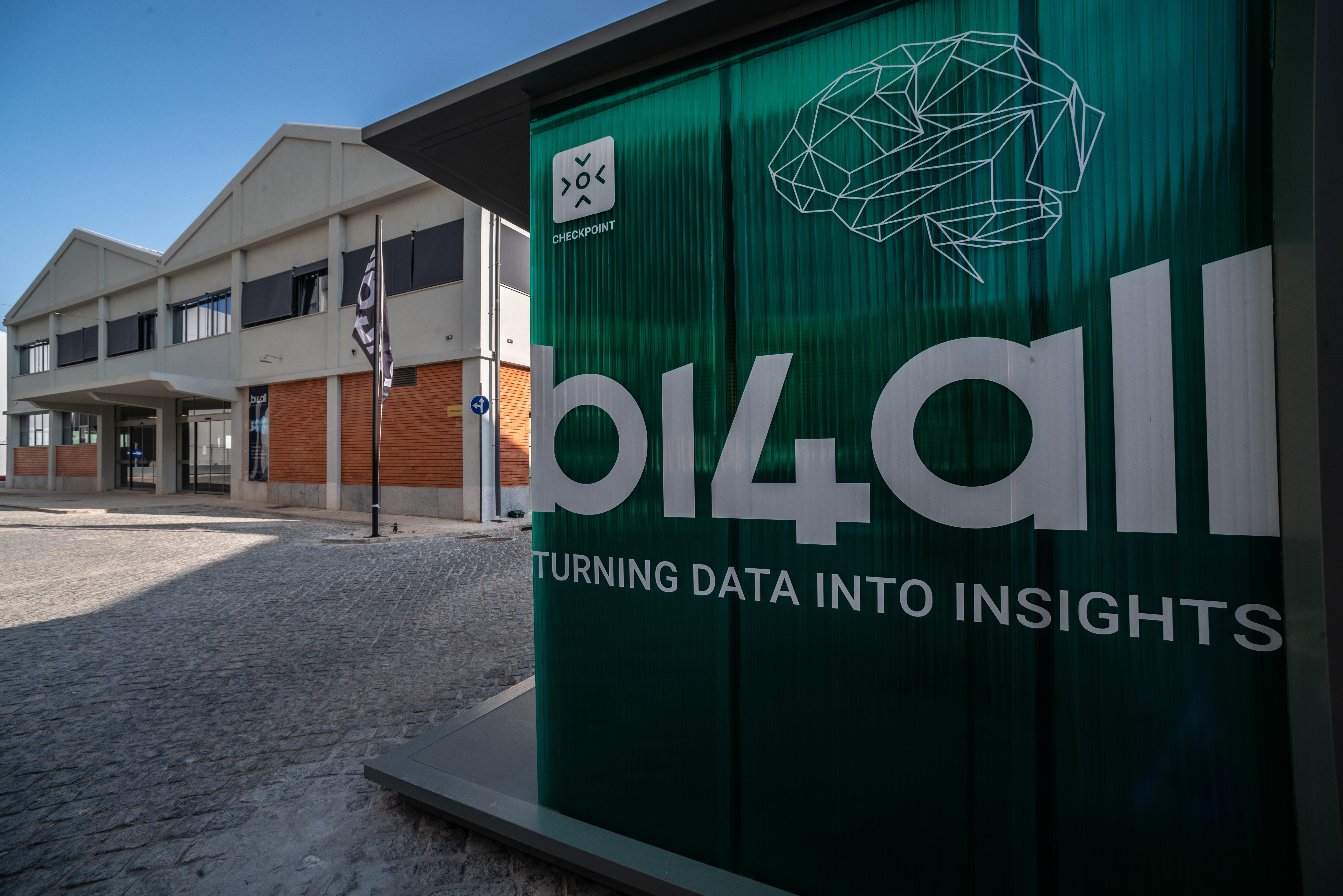 Nova sede da tecnológica BI4ALL