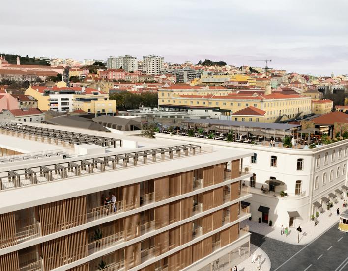 Franco-turca investe mais de 400 milhões em projetos imobiliários em Portugal