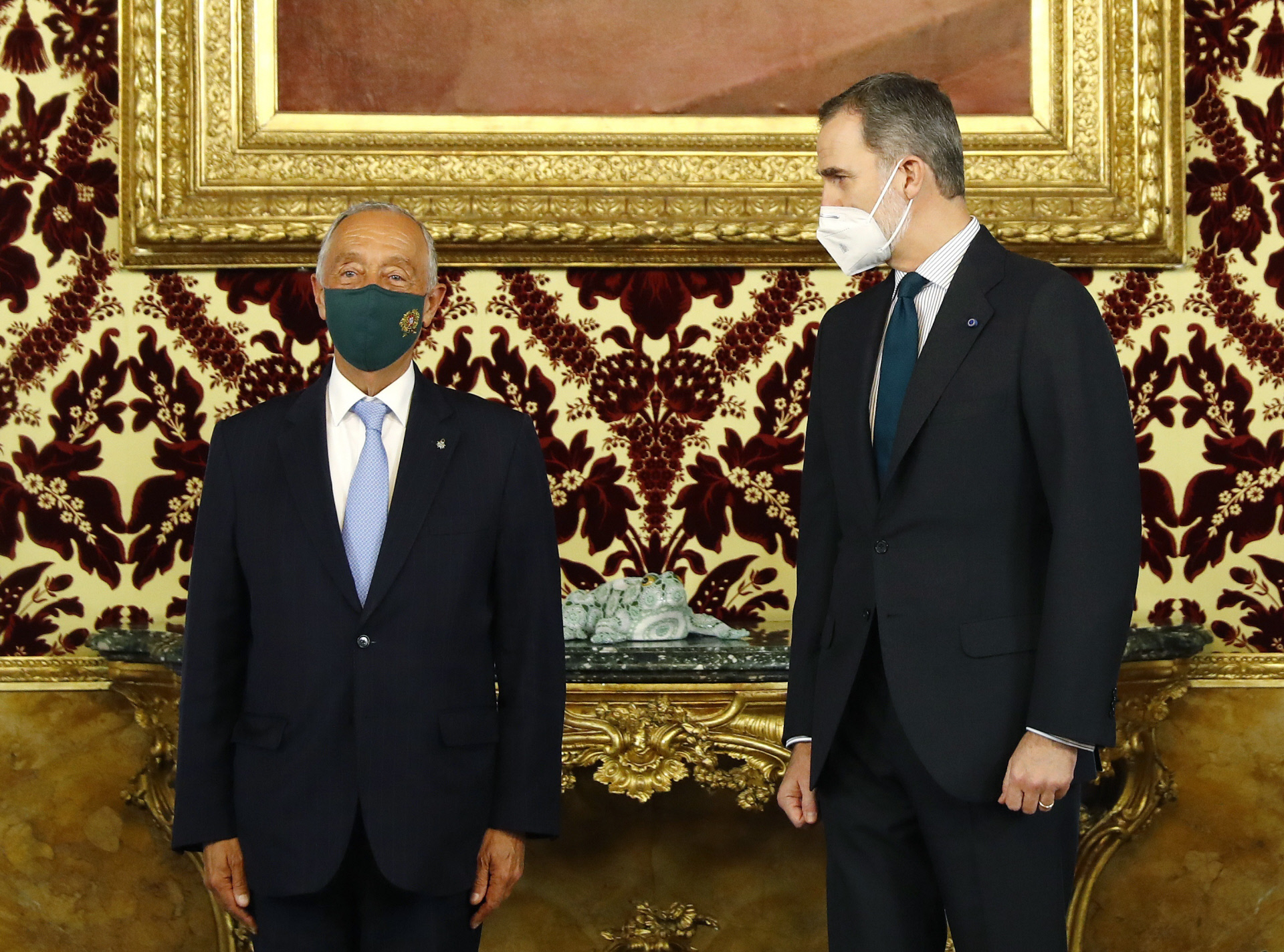 Marcelo defende fim do uso da máscara em meados de setembro
