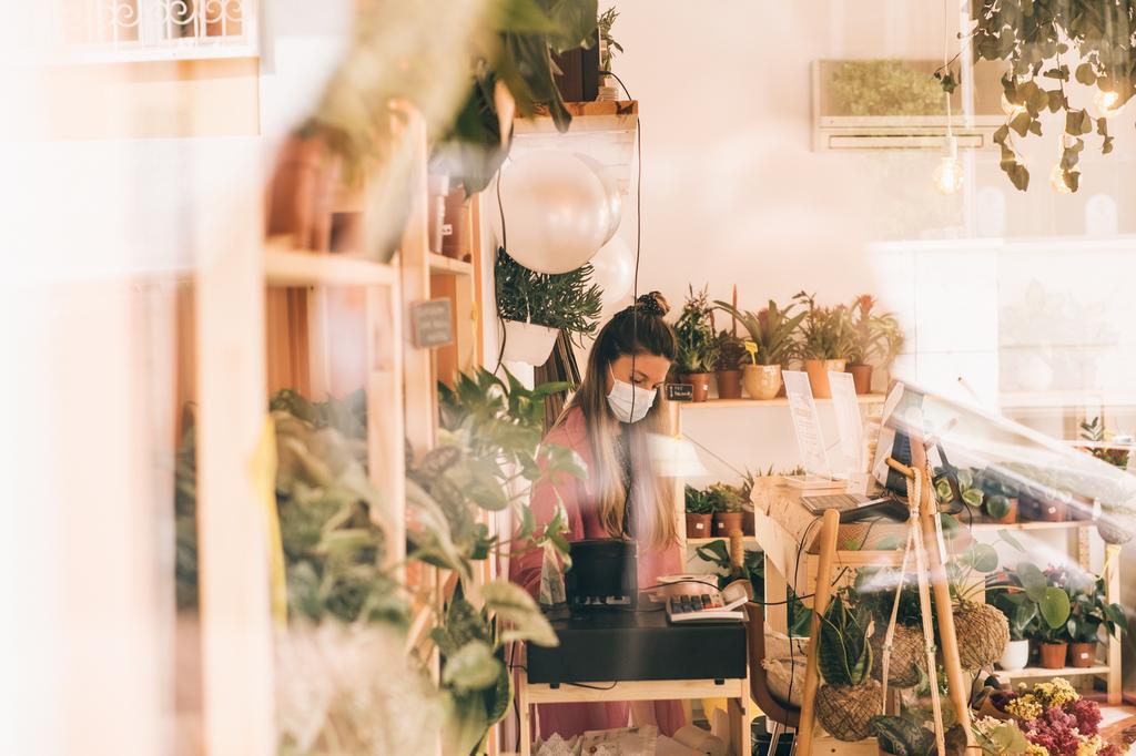 Cuidar das plantas é terapêutico