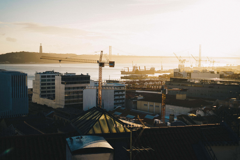 Construção e obras públicas em Portugal