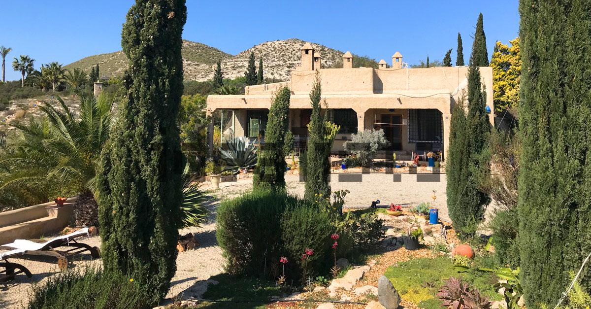 Alojamento rural de sonho em Almería à venda no idealista