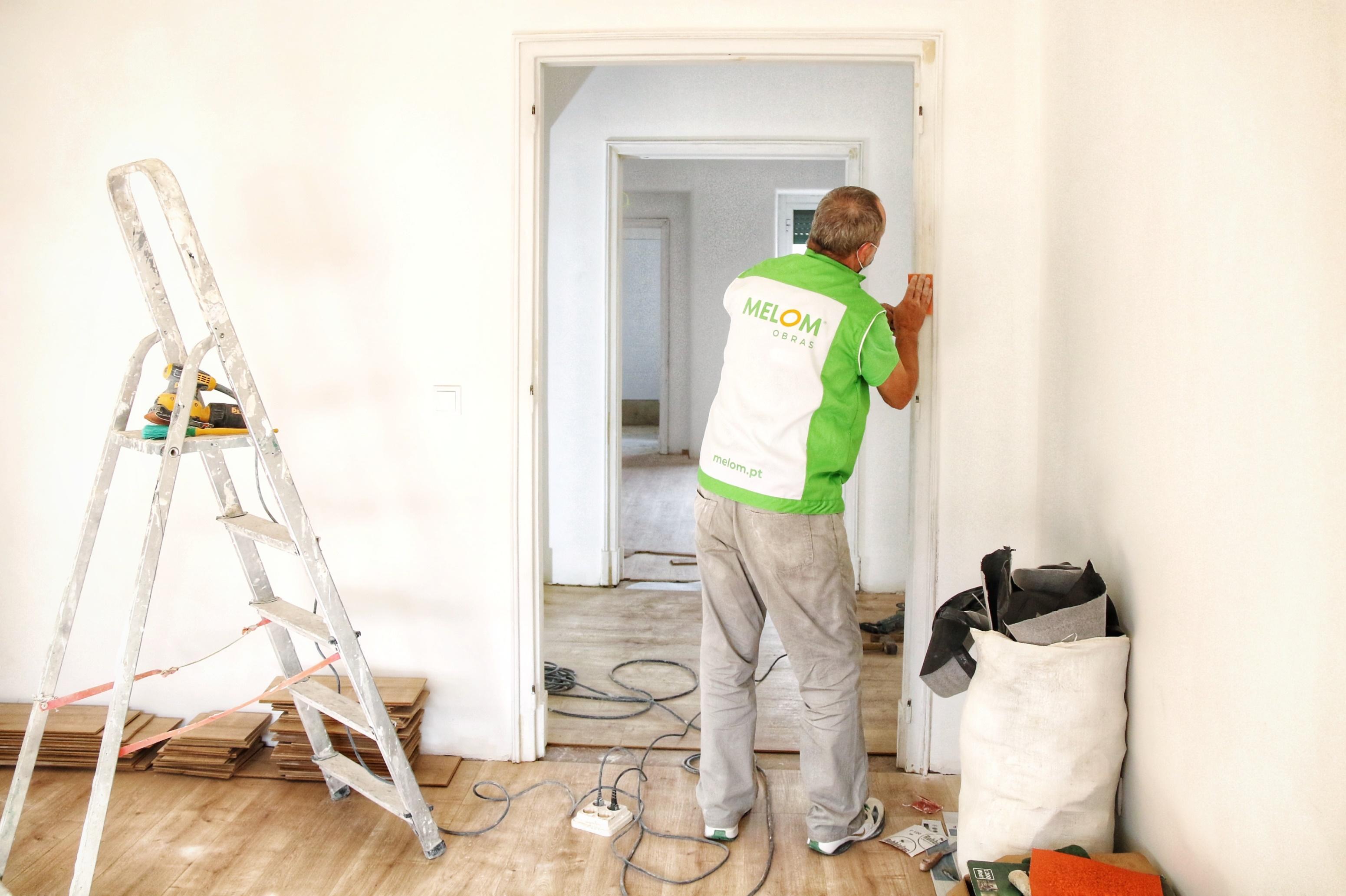 MELOM / Querido Mudei a Casa Obras