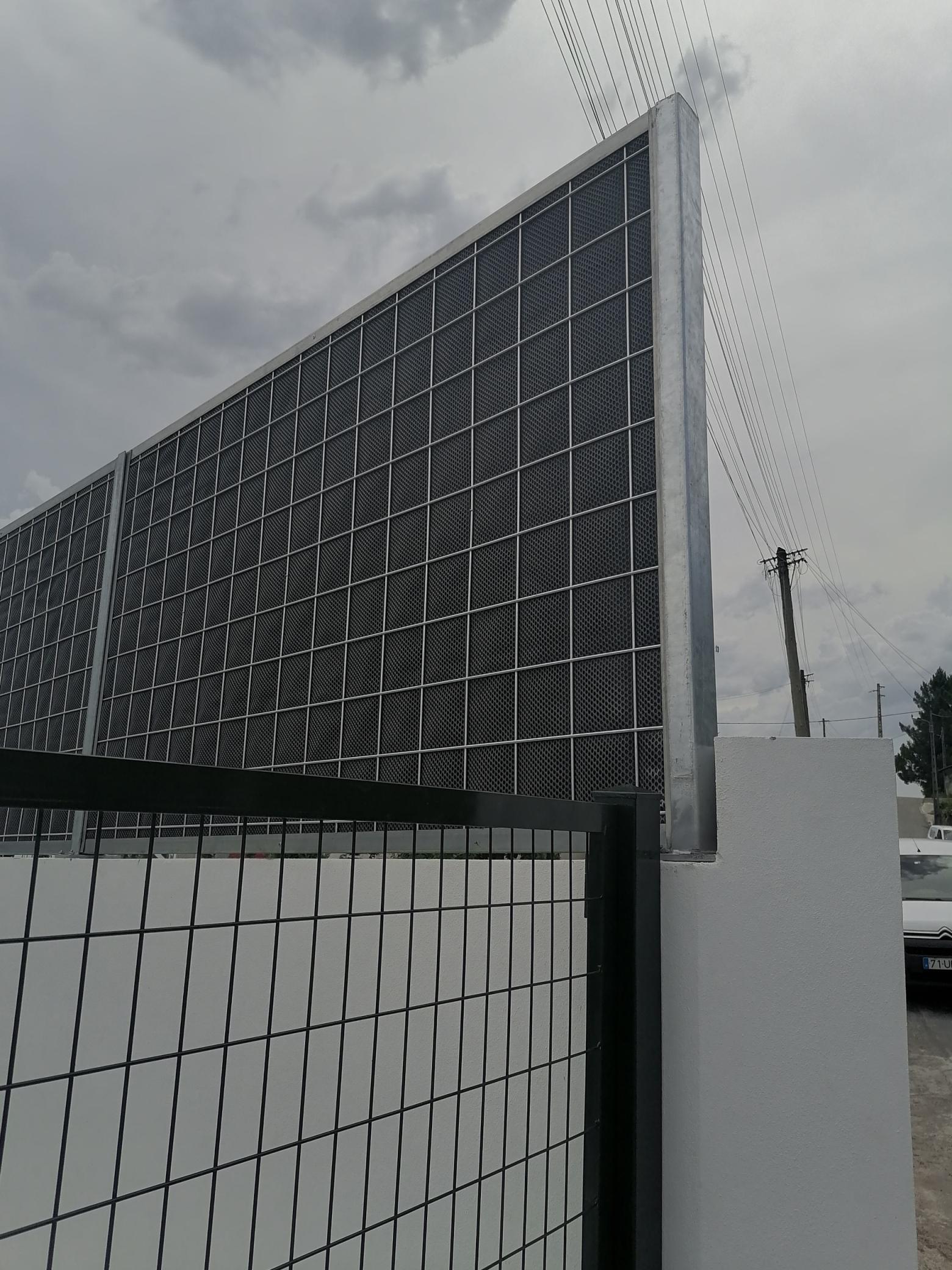 Remodelar os muros exteriores da casa