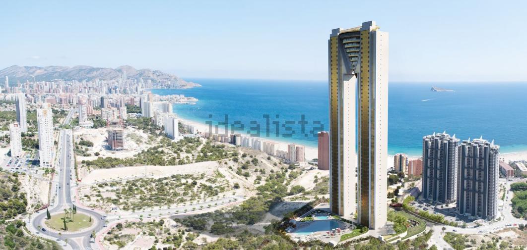 Assim são casas à venda no InTempo, o arranha-céus residencial mais alto da UE