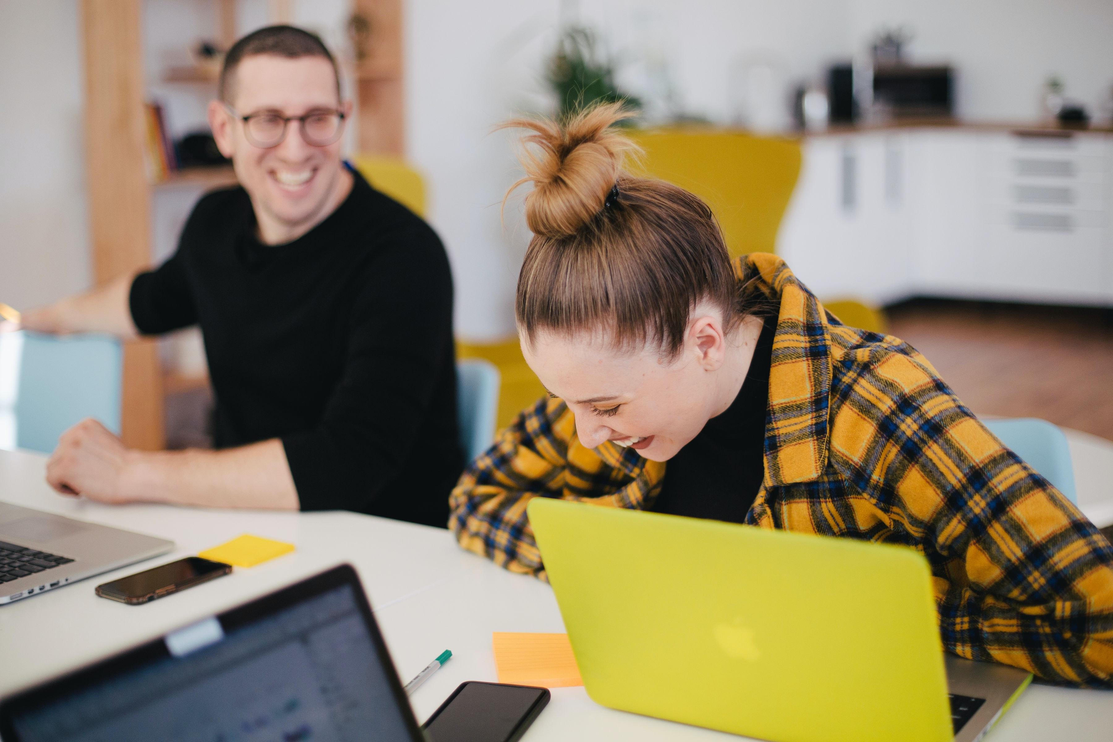 Empresas felizes são mais lucrativas
