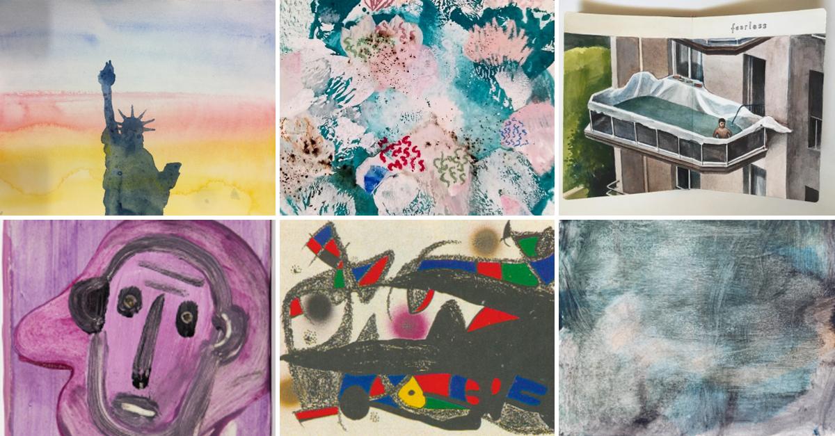 Oito obras de arte para decorar a sala de estar por menos de 600 euros