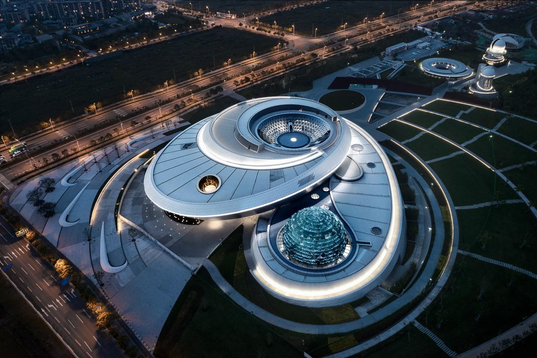 Museu de astronomia na China