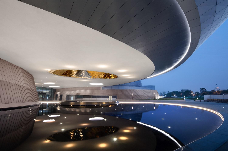 Museu de astronomia em Xangai