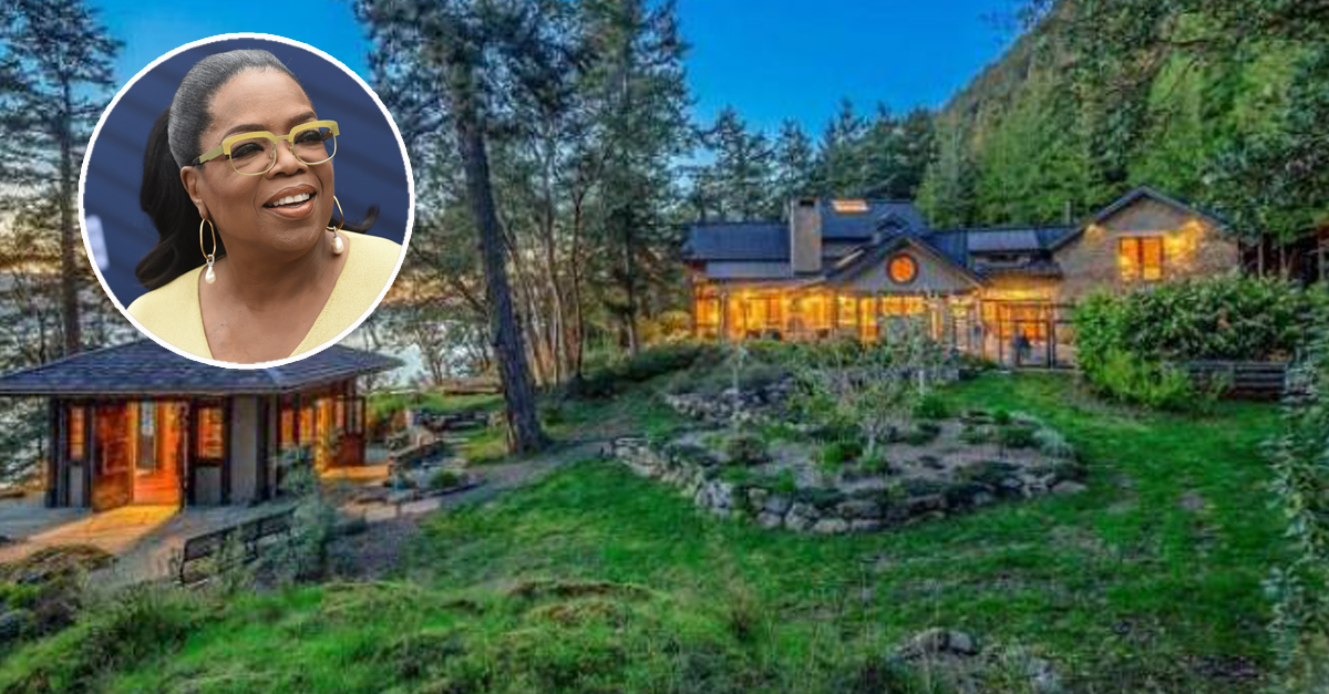 Oprah Winfrey consegue vender espetacular casa rural por quase 12 milhões