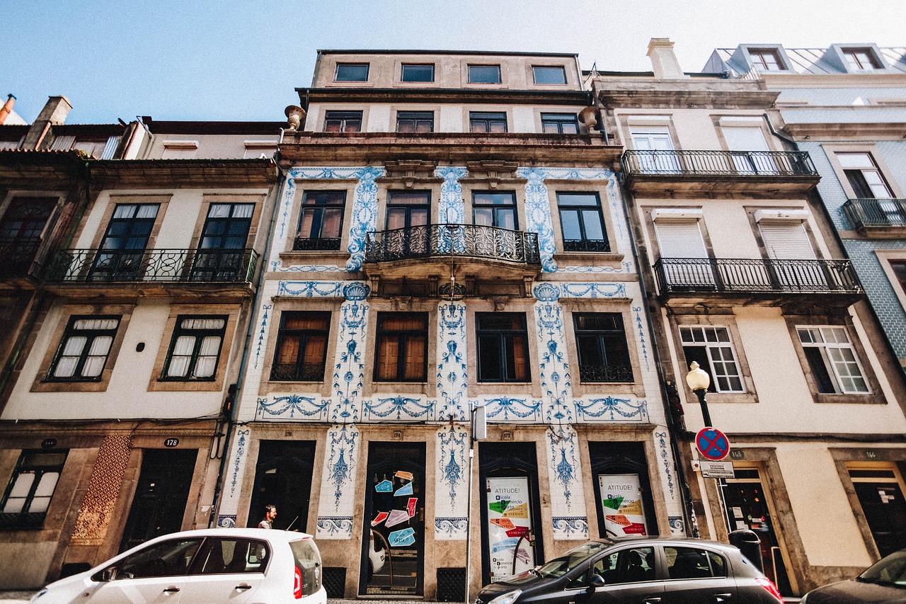 Preço das casas em Portugal