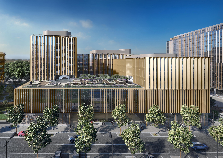 Edifício Lumnia está a ser comercializado