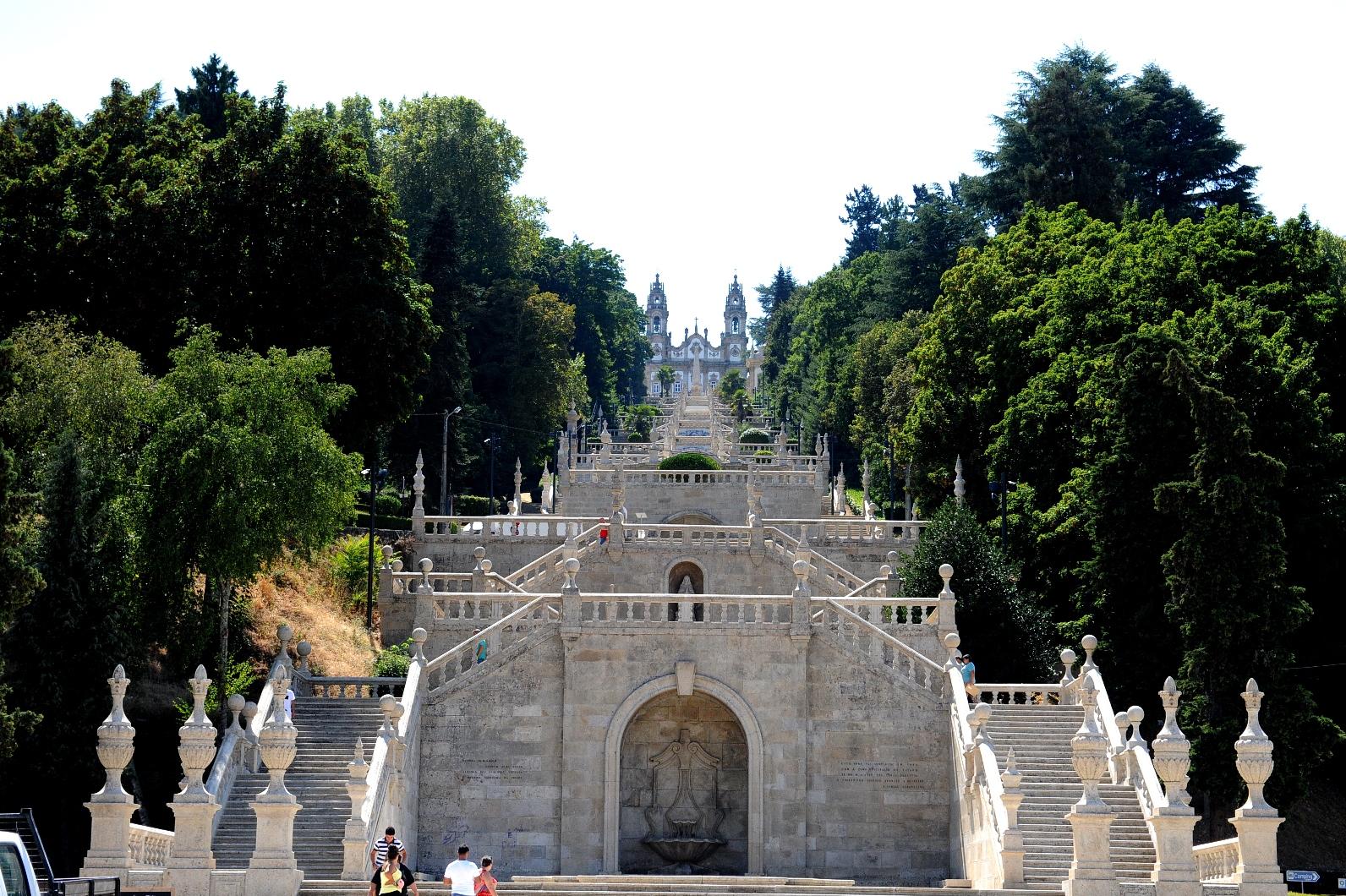 Santuário em Lamego