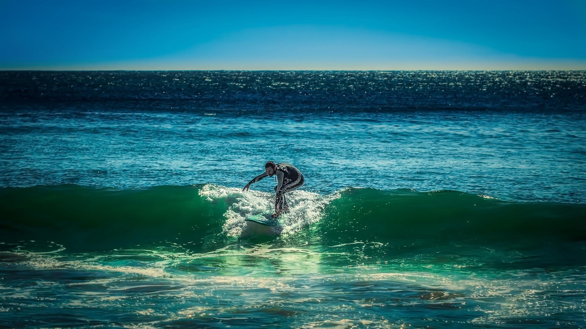Surf na Nazaré