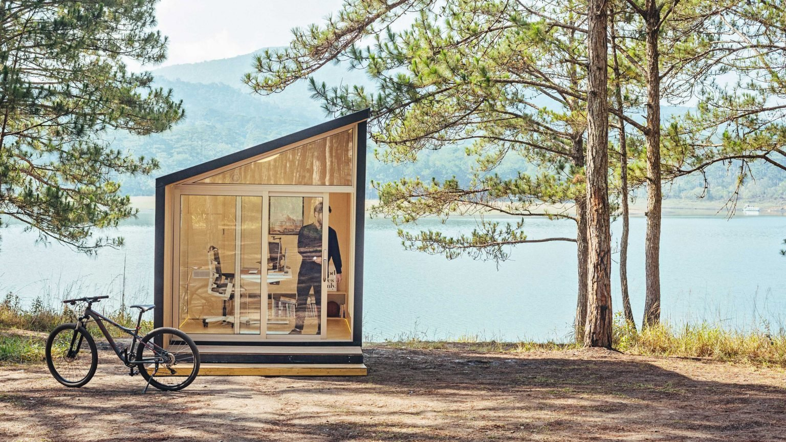 WorkPod, uma cabine para trabalhar em qualquer lugar