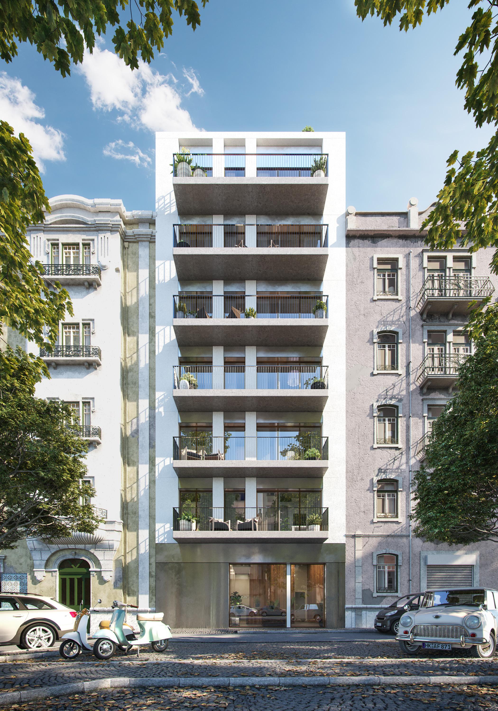 Apartamentos de luxo em Lisboa