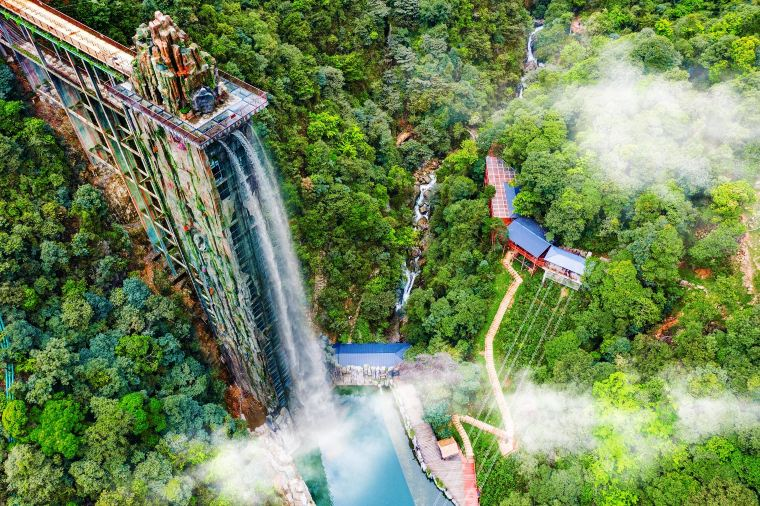 Yunmen Mountain Tourist Resort