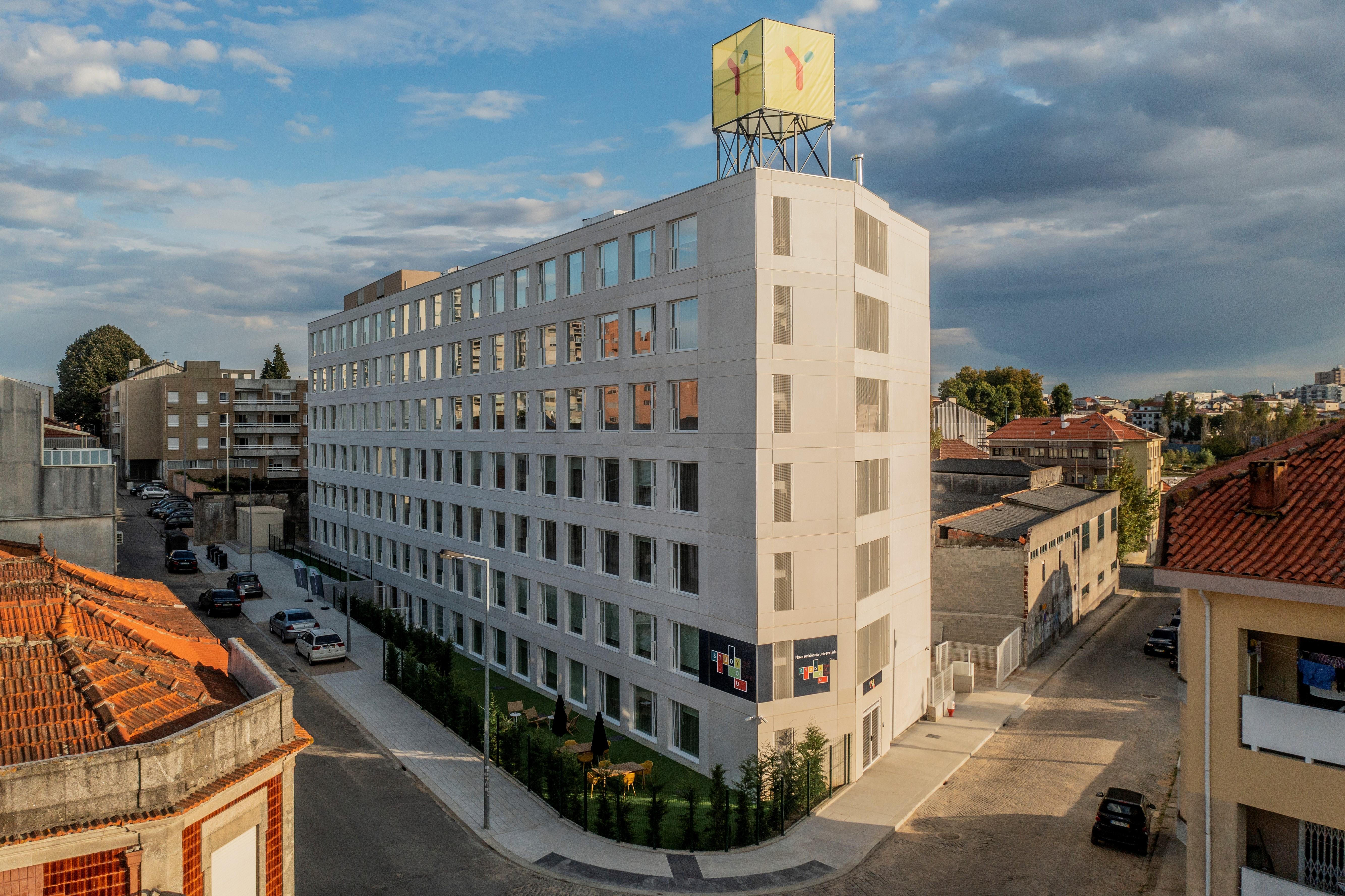 Residência de estudantes Studyou no Porto