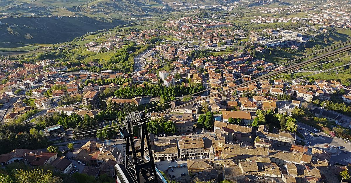 Visitar São Marino