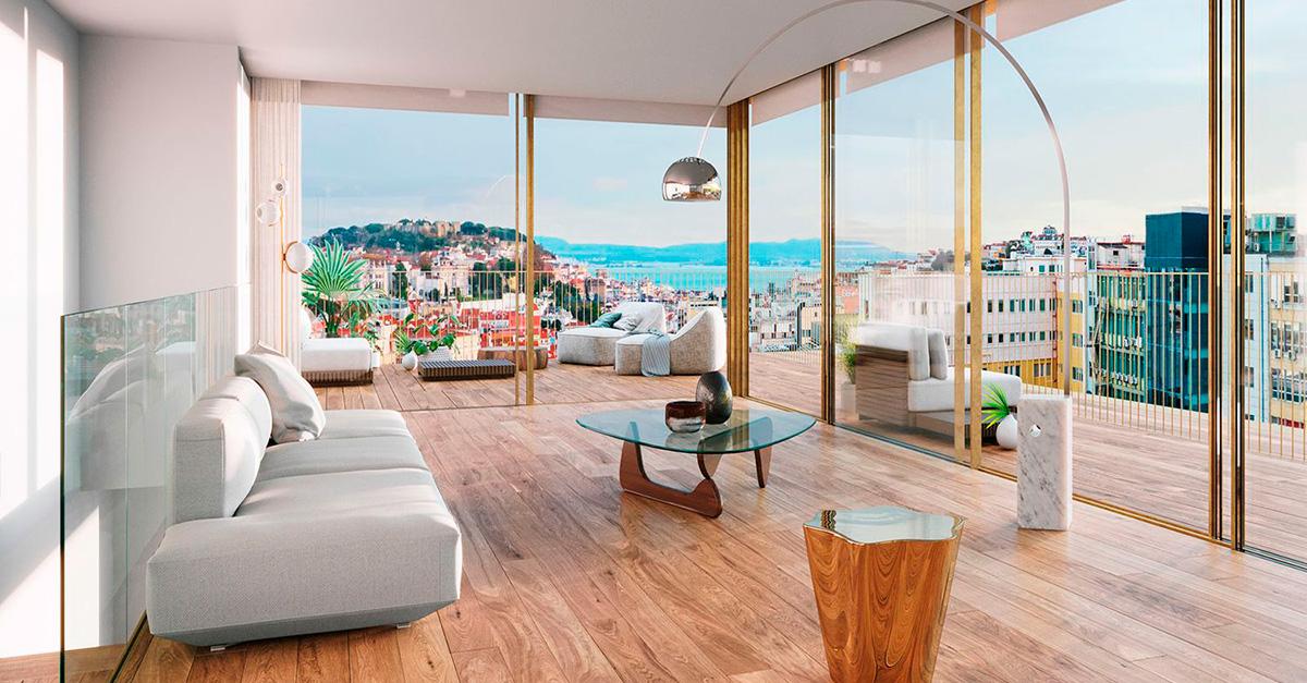 Casas de luxo em Portugal