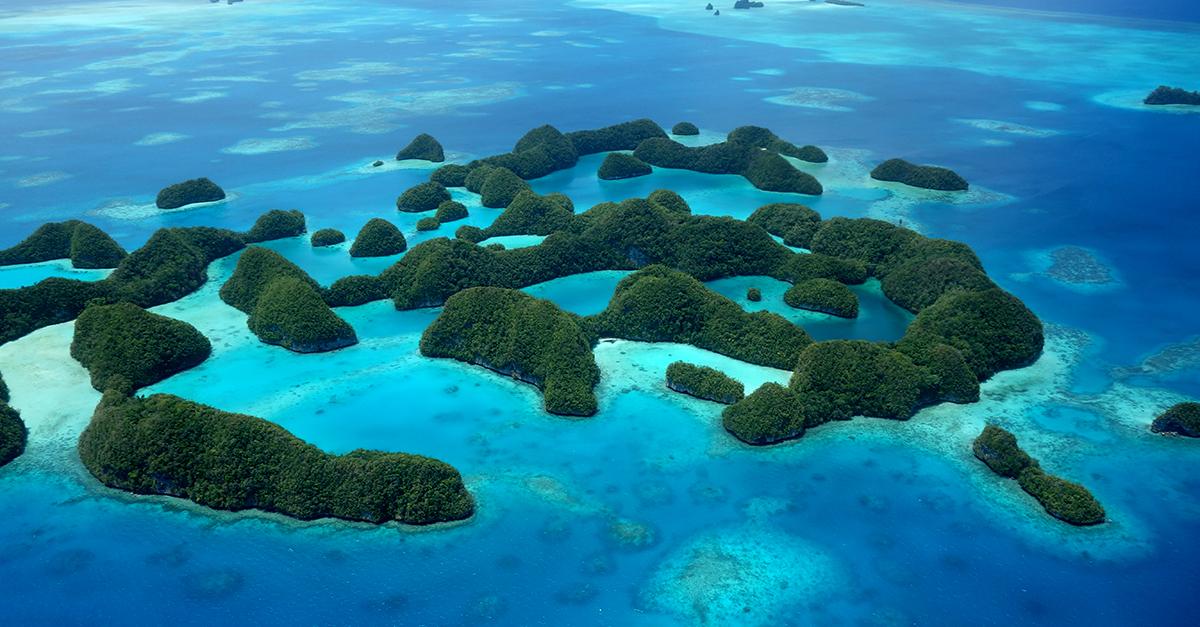 Visitar Palau