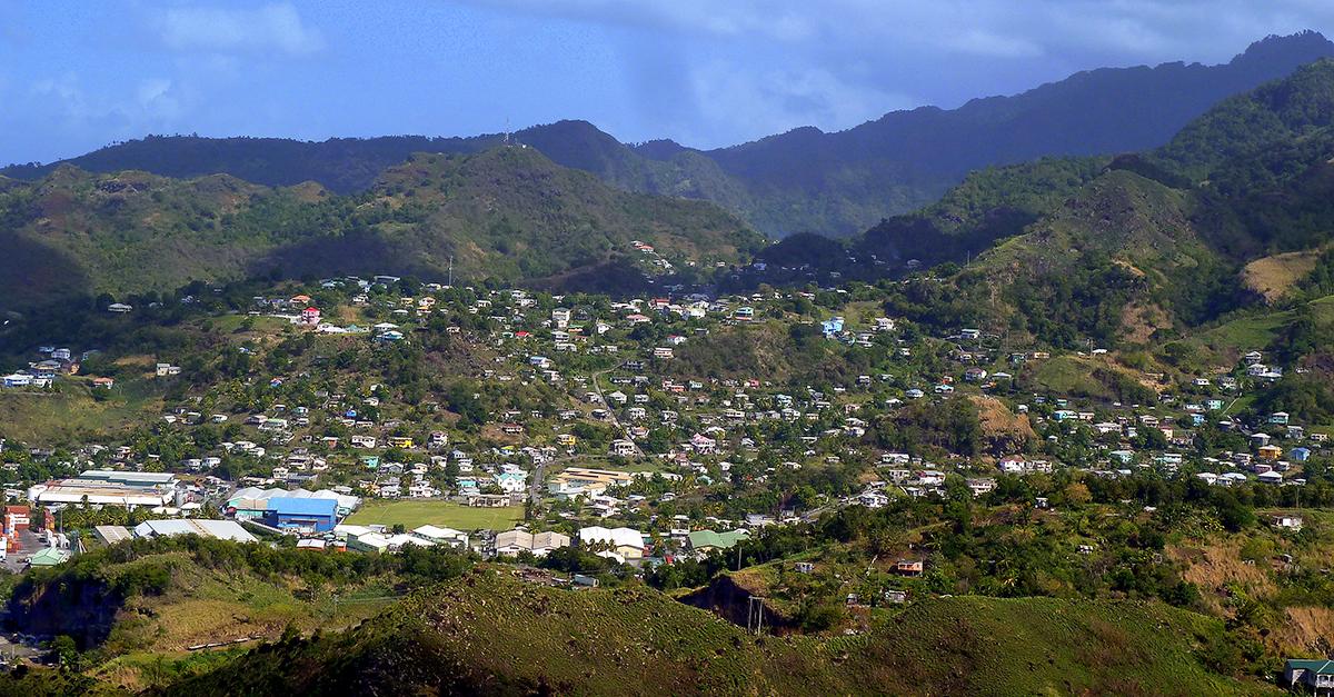 Visitar São Vicente e Grandinas