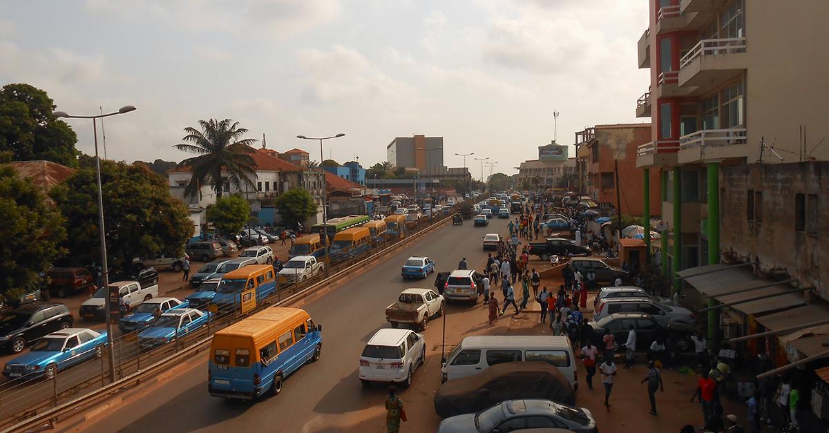 Visitar Guiné-Bissau