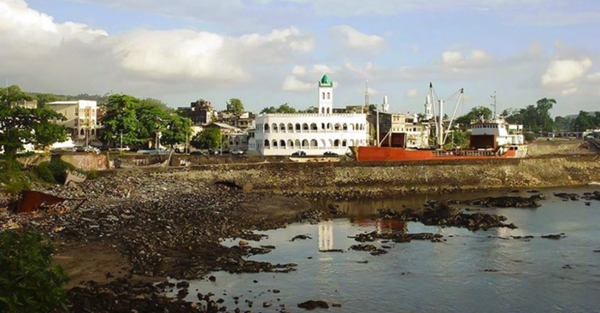 Visitar Comores
