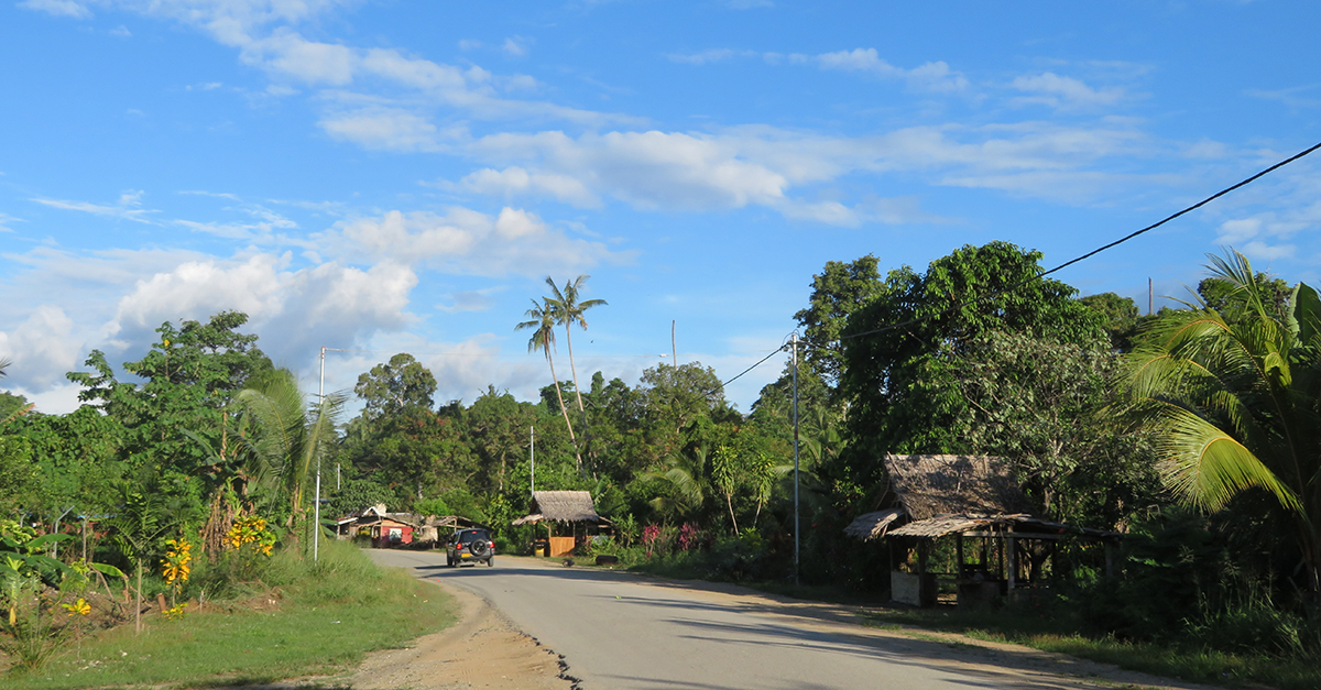 Visitar as Ilhas Salomão