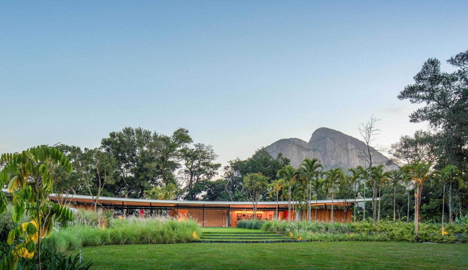 Casa de sonho no Brasil