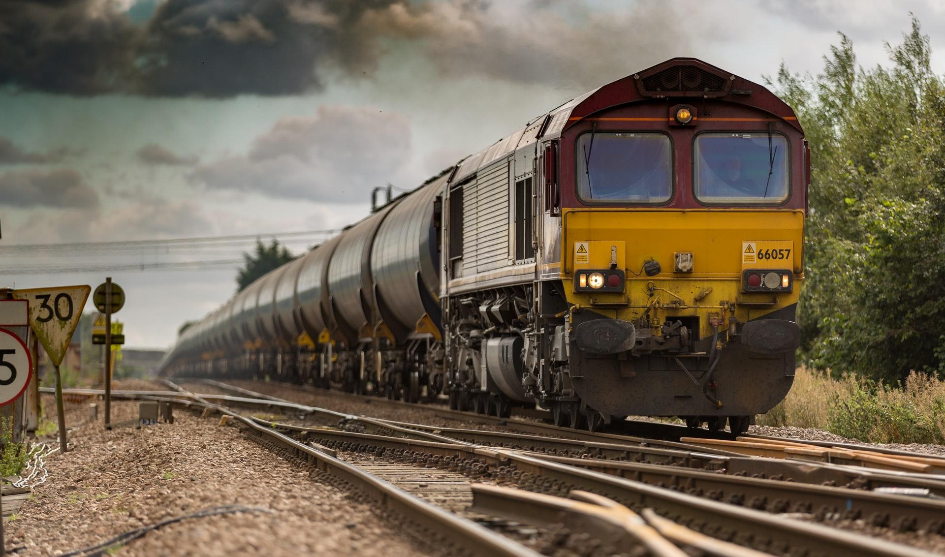 Comboios de mercadorias