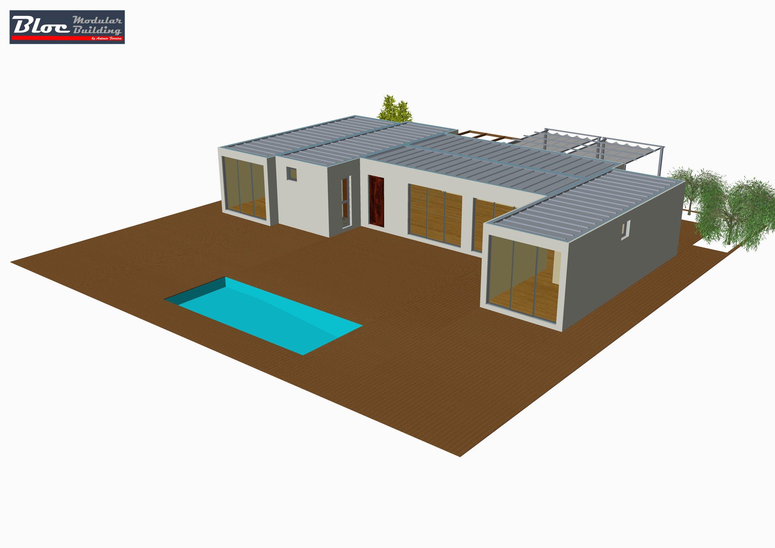 Créditos: Bloc Modular Building