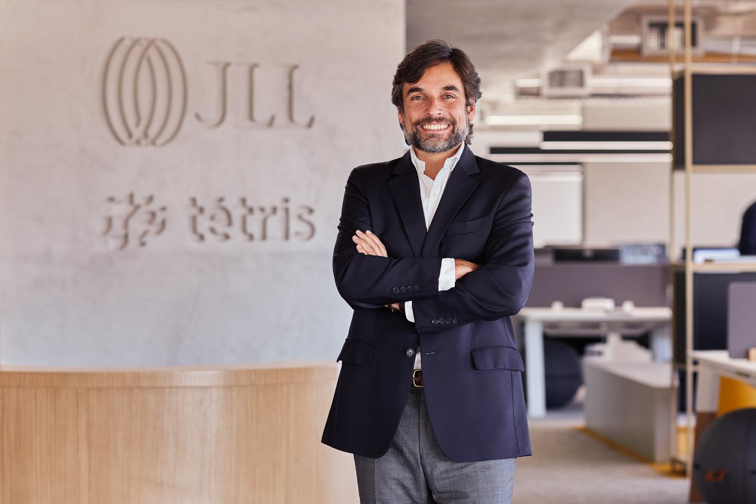 Carlos Cardoso, managing director da Tétris Portugal / Tétris