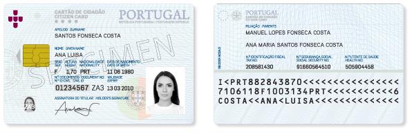 Casa aberta para cartão do cidadão e passaporte