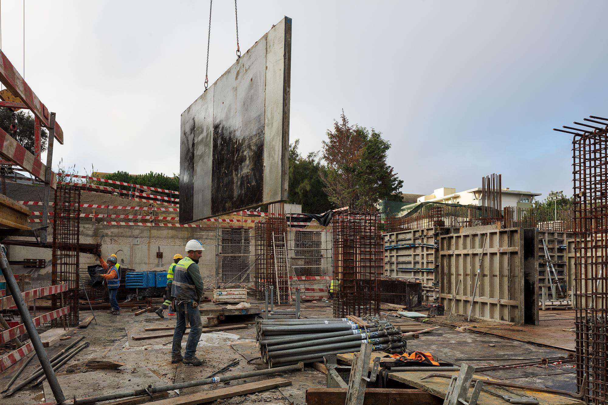 Construção em Portugal