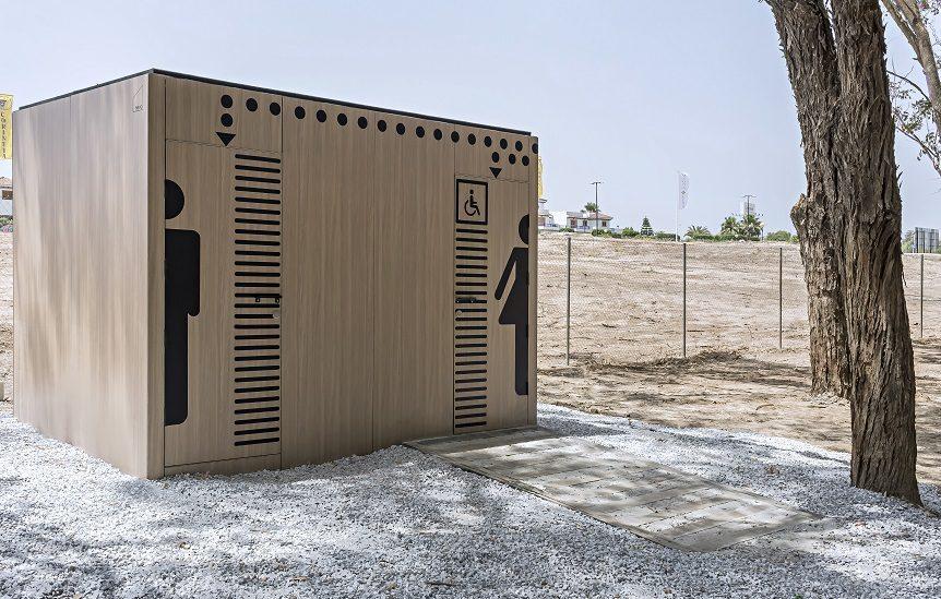 Casas de banho públicas