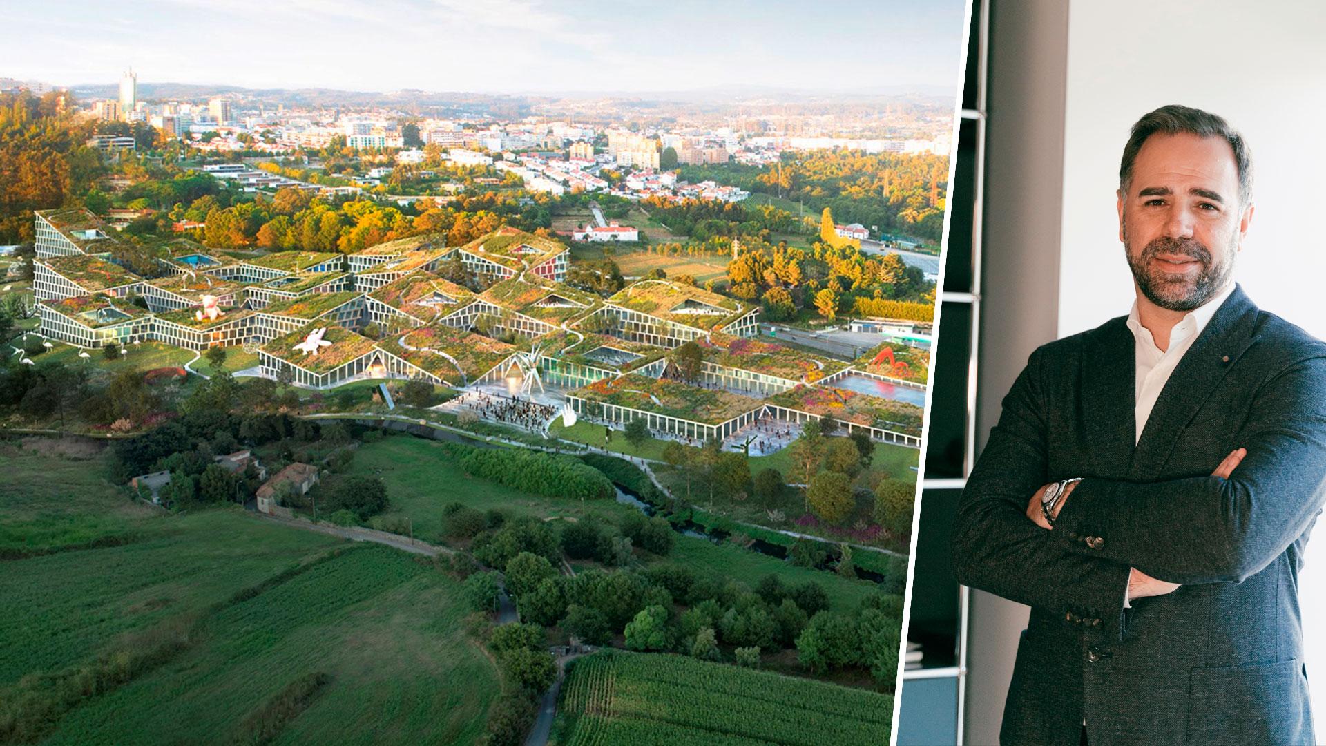 Projeto Fuse Valley |Paulo Castro, CEO do Castro Group