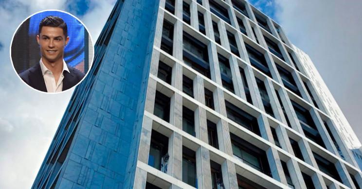 LinkedIn de José Cardoso Botelho (edifício) | Gtres (Cristiano Ronaldo)