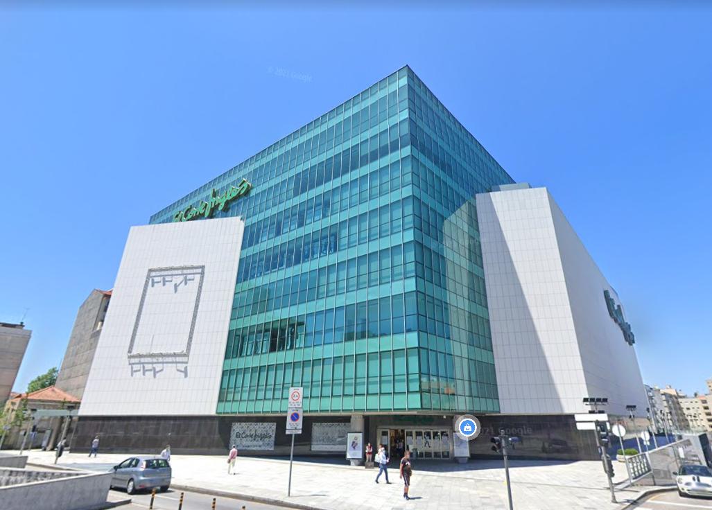 El Corte Inglés Boavista