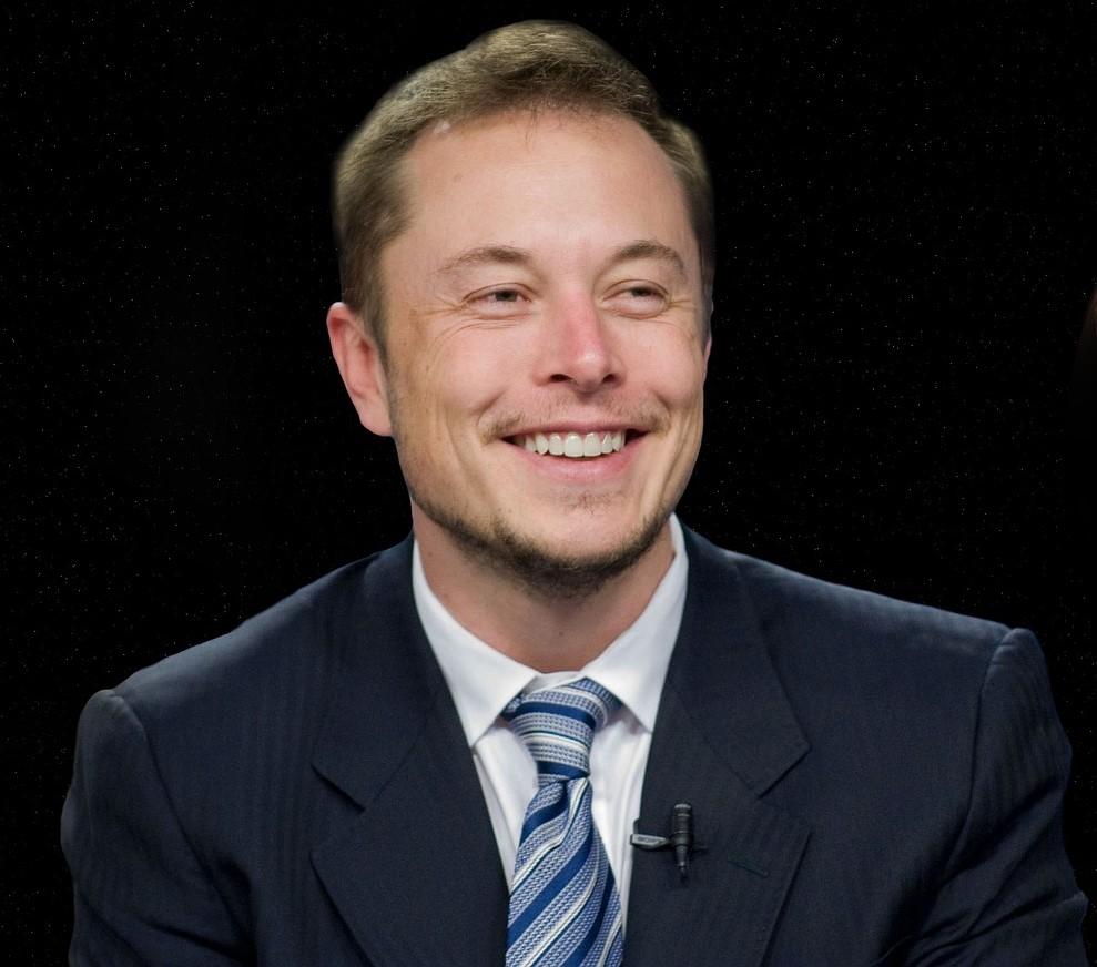 Elon Musk, uma das pessoas mais influentes do mundo