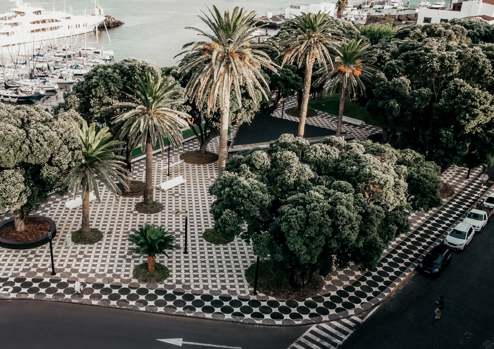 Horta City Seafront Requalification
