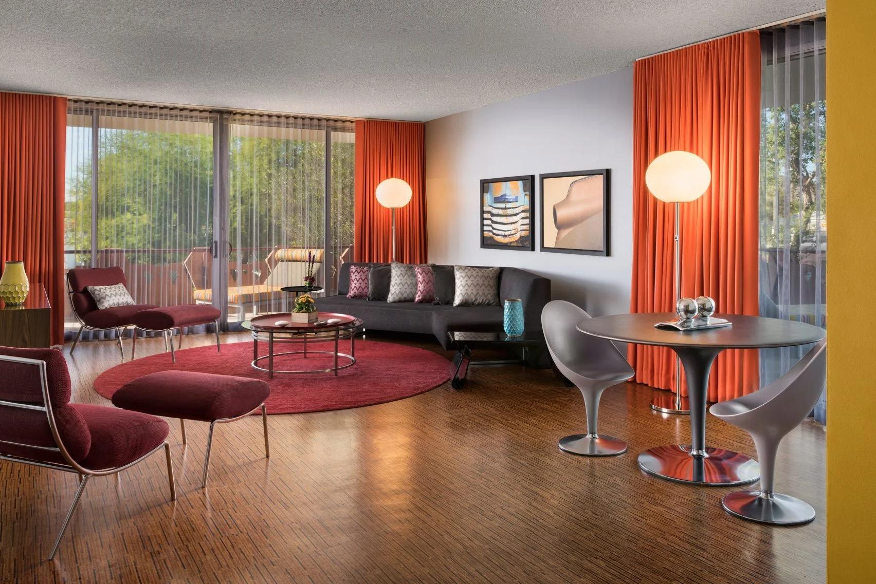 Hotéis incríveis nos EUA