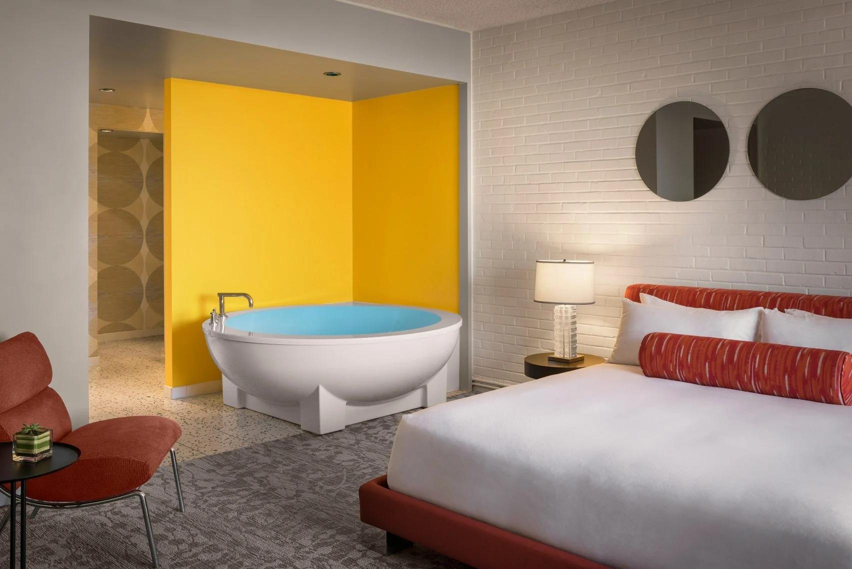 Hotel com encanto nos EUA