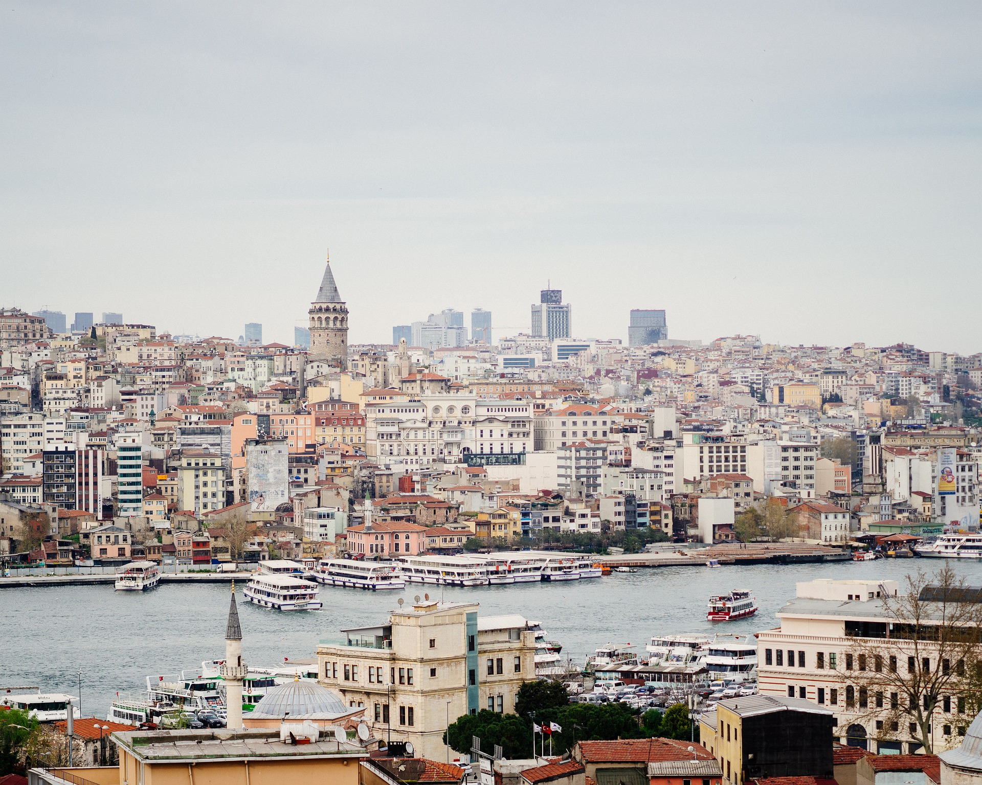 Preços das casas na Turquia