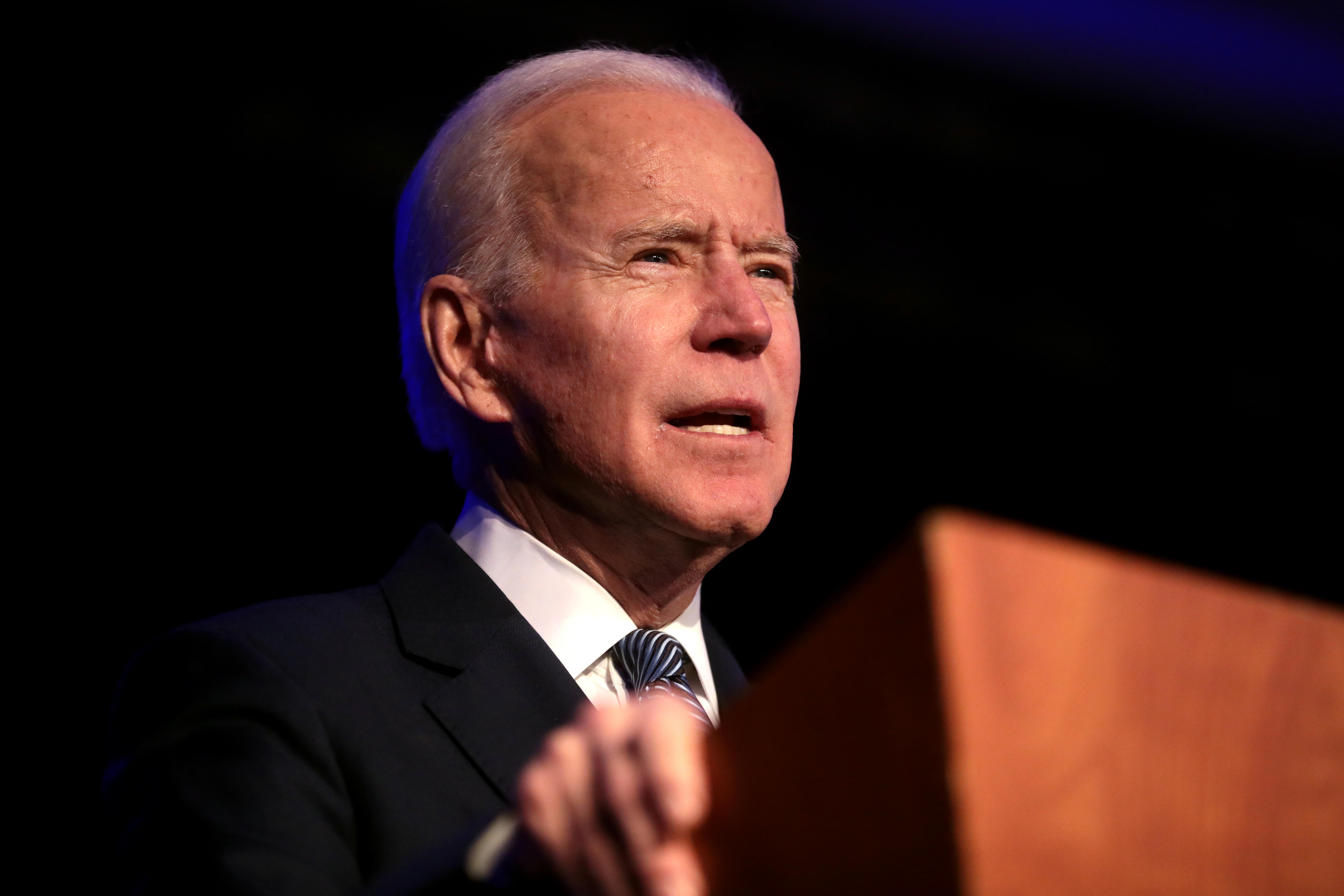 Joe Biden é uma das pessoas mais influentes do mundo
