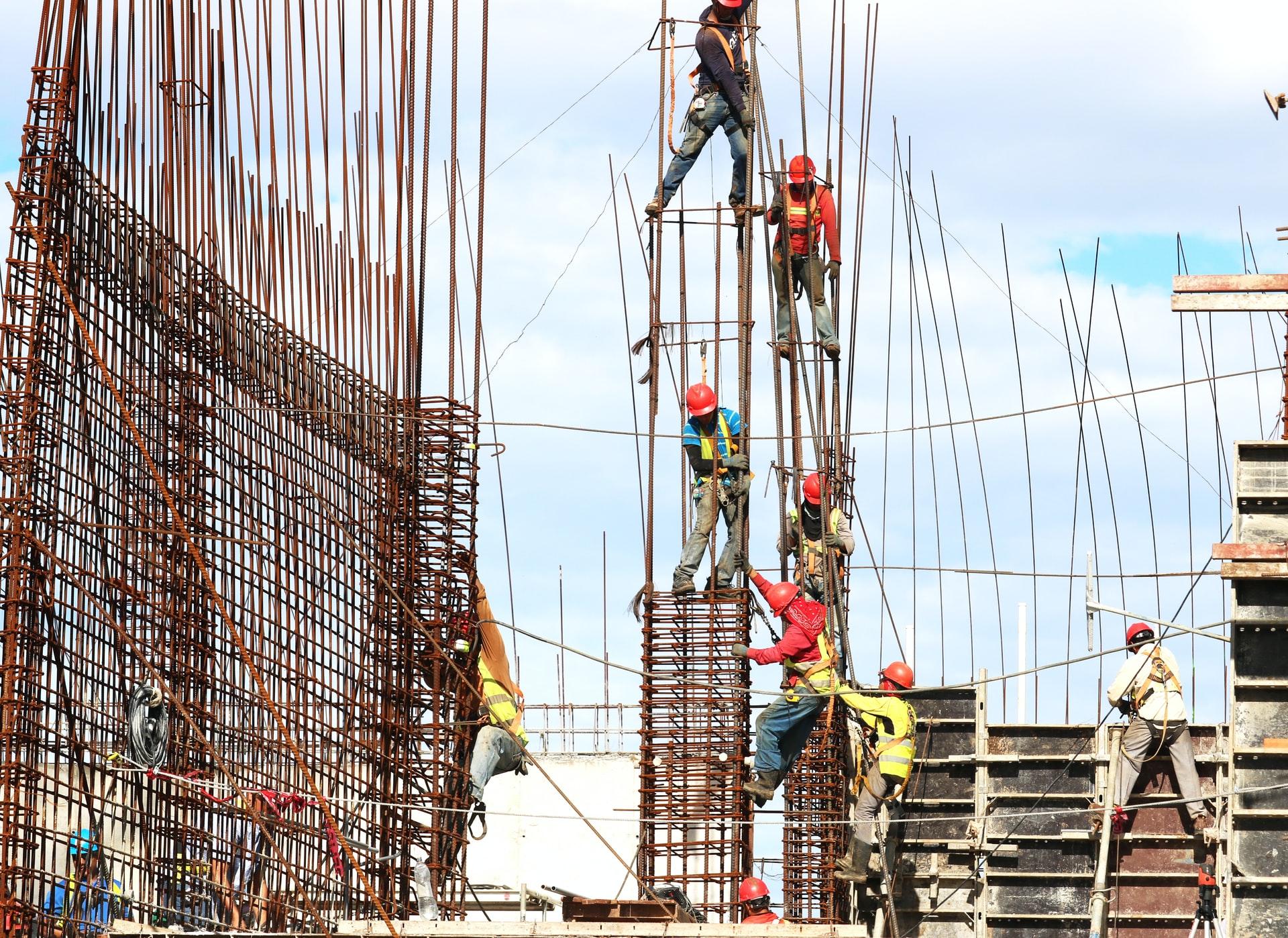 Portal da construção