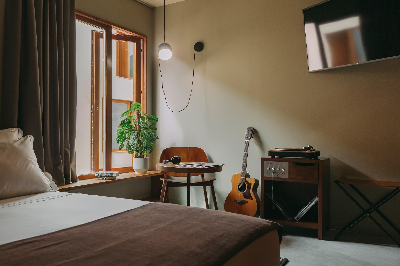 Hotel M.Ou.Co nasceu numa antiga fábrica no Porto