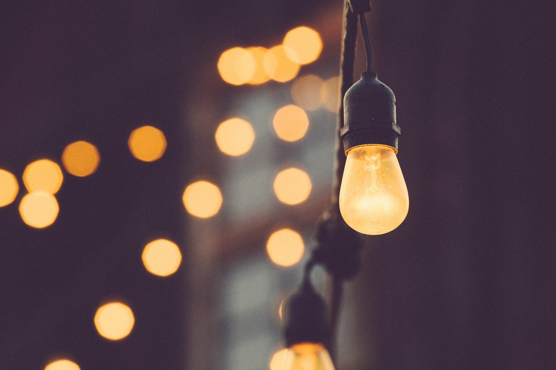 Preço da luz
