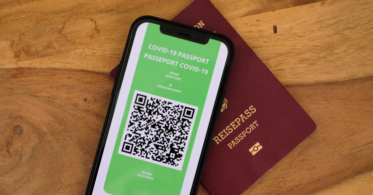 Certificado digital obrigatório na Itália